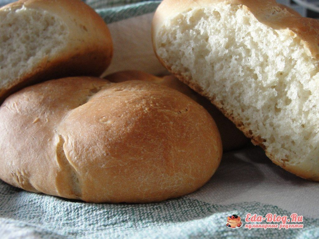 Простой и вкусный рецепт хлеба
