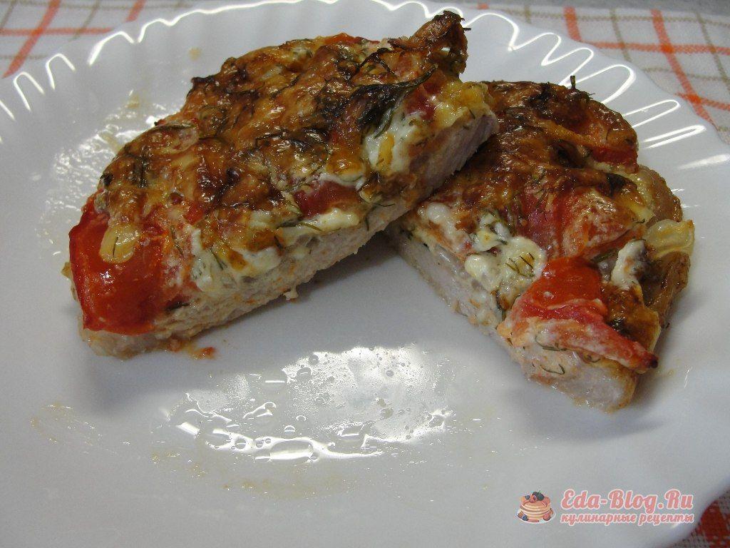 Мясо свинина по-французски рецепт с пошагово
