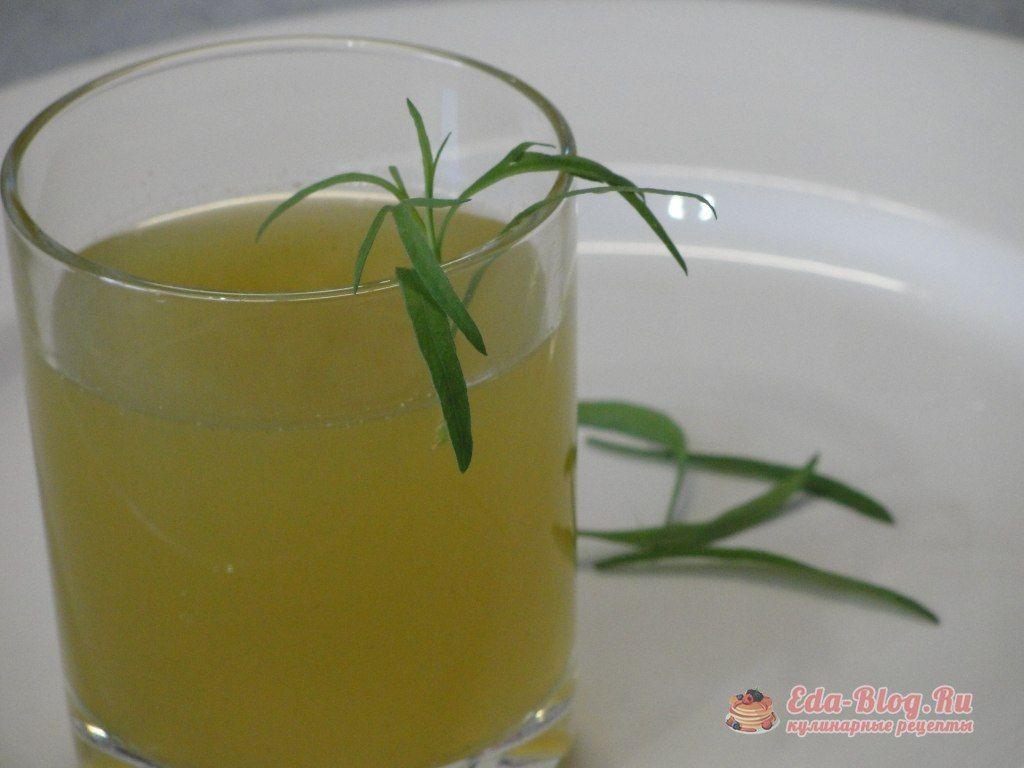 Рецепт домашний лимонад тархун в домашних условиях