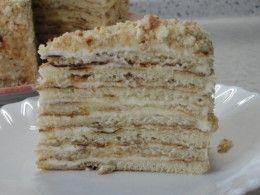 Смотреть как приготовить торт