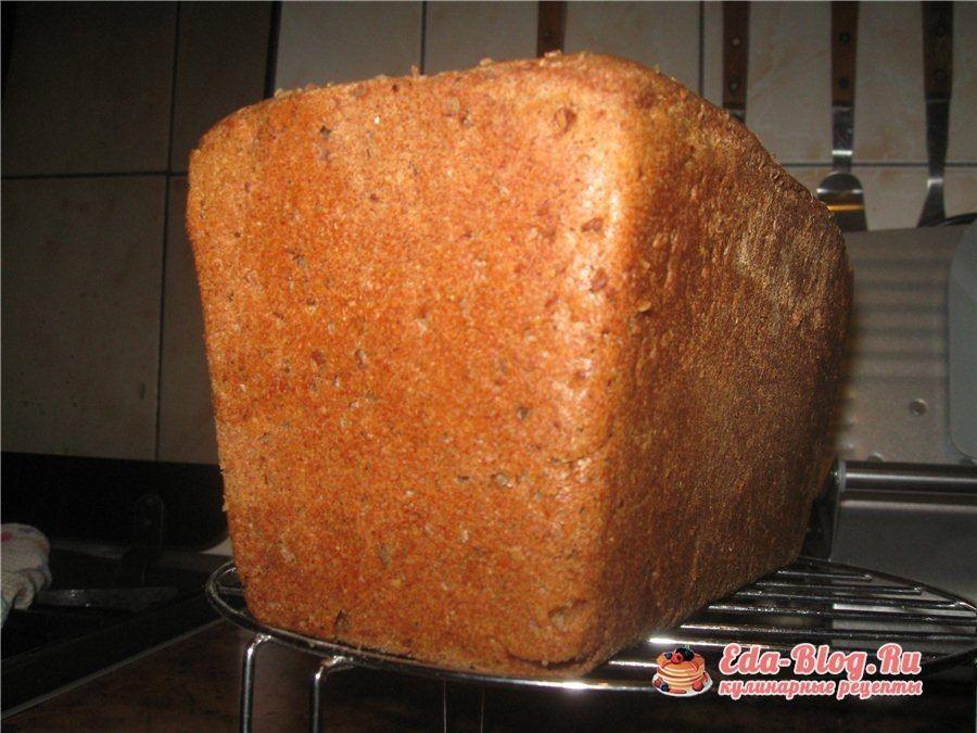 ржаной хлеб в домашних условиях