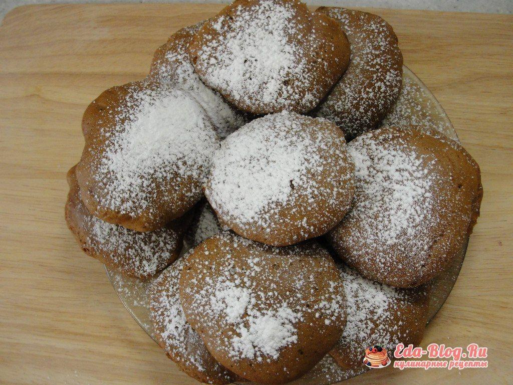 медовые пряники рецепт