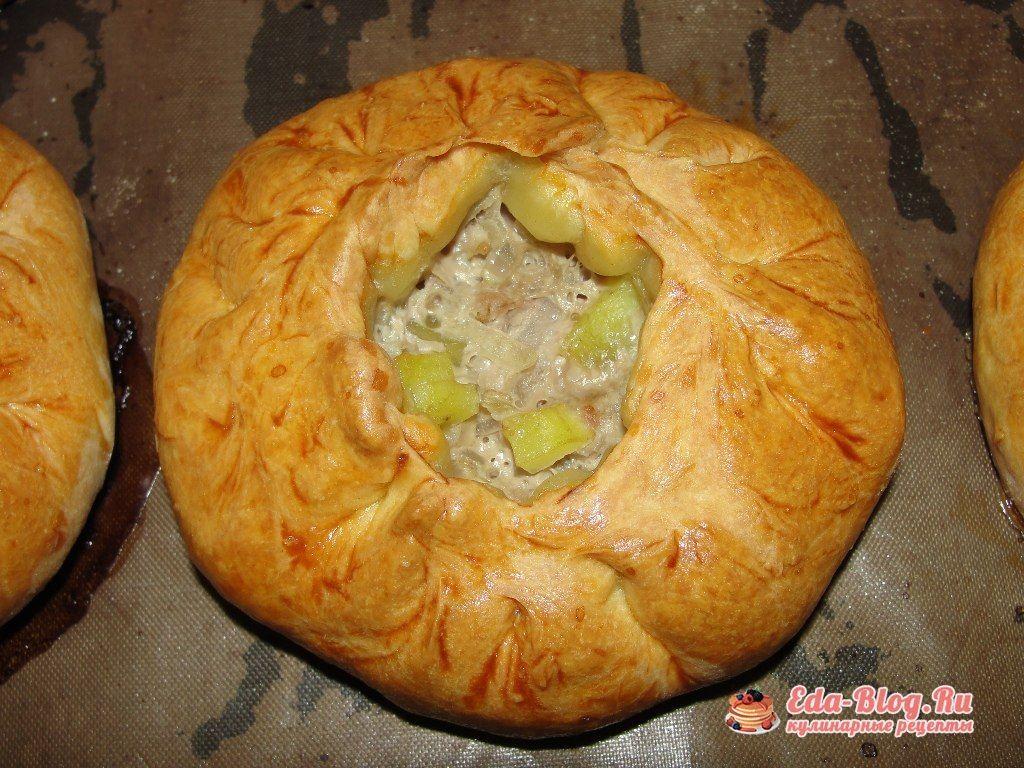 бэлиш татарский пошаговый рецепт