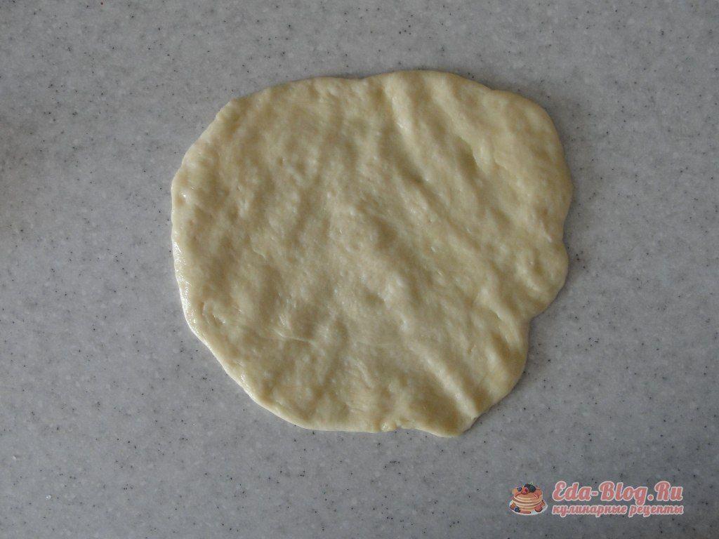 формуем булочки