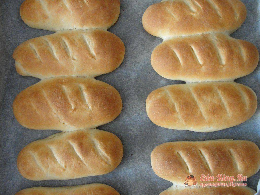 готовые булочки к завтраку