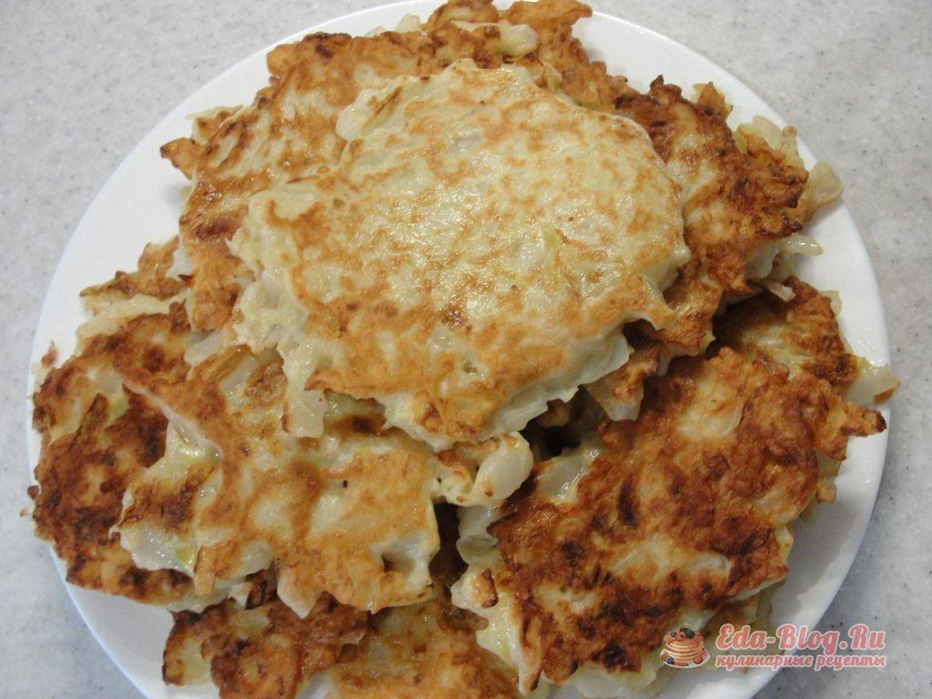 капустные шницели рецепт