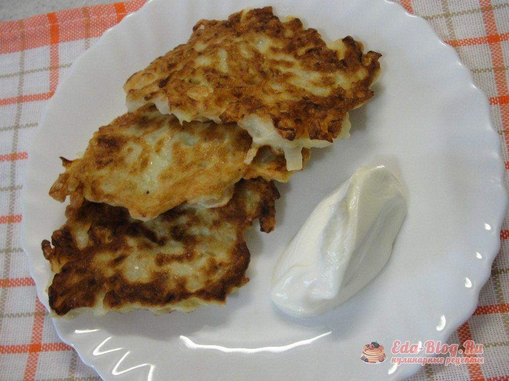 капустные шницели простой рецепт