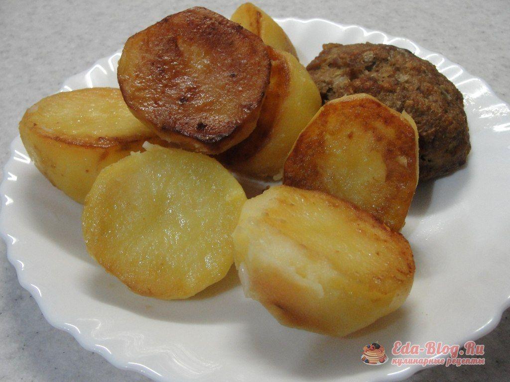 гарнир из картофеля