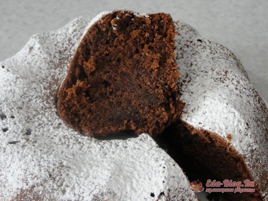 кабачковый кекс