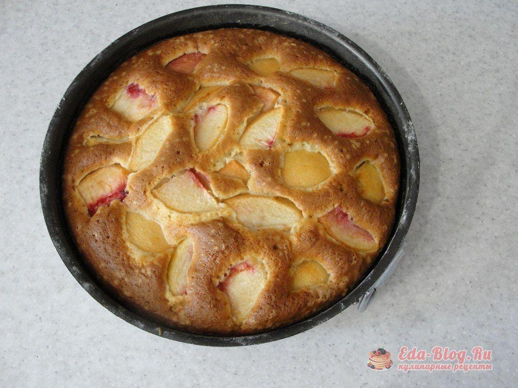 выпекаем пирог